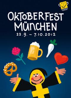 logo ufficiale oktoberfest 2012 | Oktoberfestitalia 2019